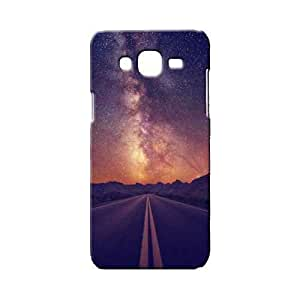 BLUEDIO Designer 3D Printed Back case cover for Samsung Galaxy E7 - G3109