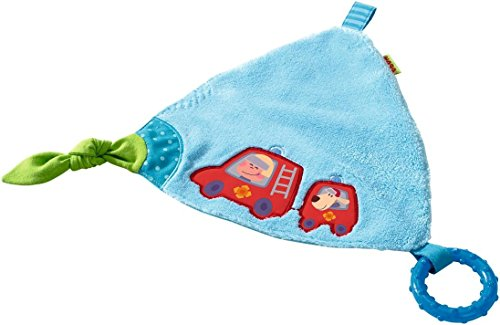 HABA Fire Engine Cuddly