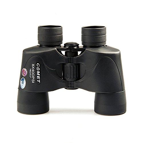 COMET 双眼鏡 8×40 8倍 40口径 ポロプリズム式 バードウォッチ...