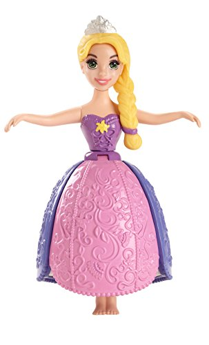 Disney Princess Little Kingdom Petal Float Princess Rapunzel Doll - 1