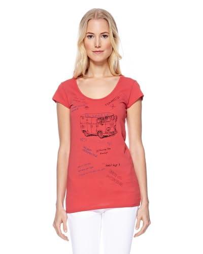 Herrlicher Camiseta Kandeen