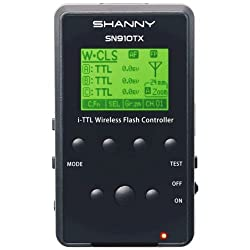 Shanny SN910TX 2.4G Trigger for Nikon