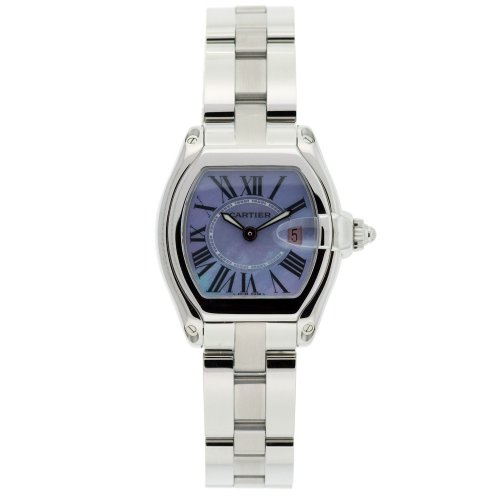Cartier Women's W6206007 Roadster Quartz Stainless Steel Watch