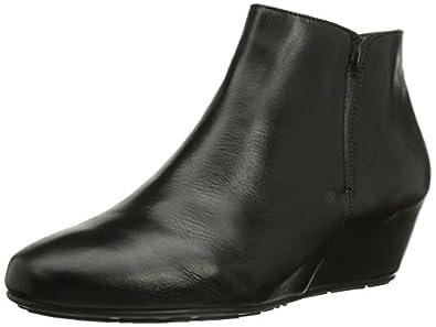 Högl shoe fashion GmbH 8-104210-01000, Damen Kurzschaft Stiefel, Schwarz (01000), 37 EU (4 Damen UK)