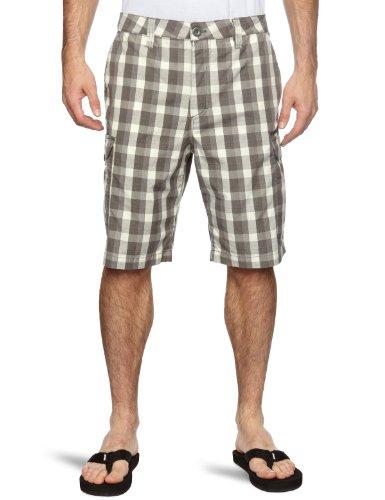 Quiksilver Got My Visa Men's Shorts Anthracite L - XL