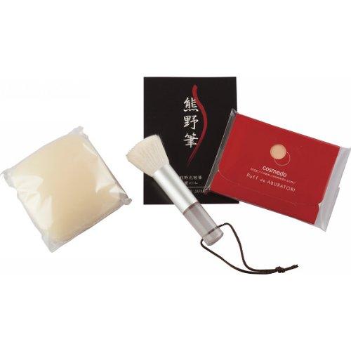 熊野化粧筆 筆の心 フェイスケアセット メイク雑貨