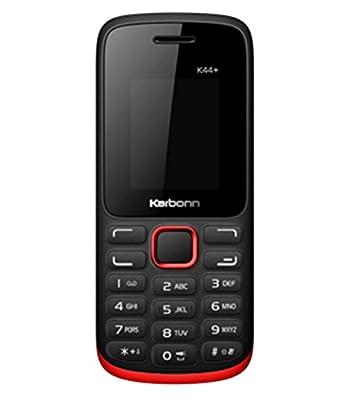 Karbonn K44+ (Black, Red)