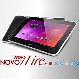 【Flagship アンドロイド 4.0 】 Ainol NOVO7 Fire 烈焔 セット android 4.0 7インチ タブレットPC Amlogic8726-M6 1GRAM 16GB IPS 液晶搭載 USB-有線LANアダプタセット
