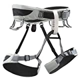 Black Diamond Momentum AL Climbing Harness - Mens (Small / Cool Gray)