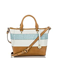 Mini Arno Tote<br>French Blue Vineyard