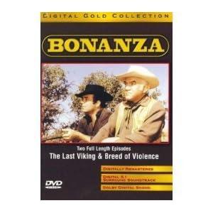 Bonanza: The Last Viking/Breed of Violence movie