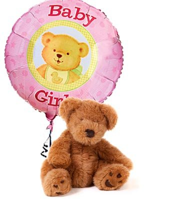 Baby Girl Card Messages front-1028995