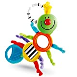 Fisher-Price Miracles & Milestones Silly Segment Caterpillar