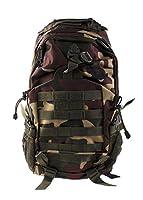 KISS GOLD (TM) Camouflage Style Militaire Armée Sacs à Dos/Cartable Camping Randonnée Voyage 30L