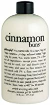 Philosophy Cinnamon Buns ShampooShower GelBubble Bath 16 Ounces
