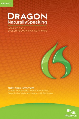 Dragon Naturallyspeaking Home Edition Version 12
