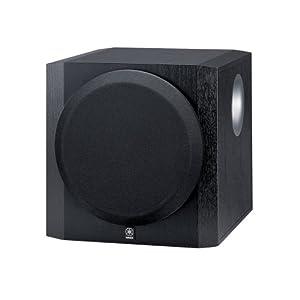 雅马哈 YST-SW216BL 方形低音音箱