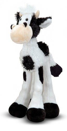 Melissa & Doug Princess Soft Toys Lanky Legs Cow