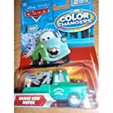 Disney / Pixar CARS Movie 155 Cars Color Changers Brand New Mater