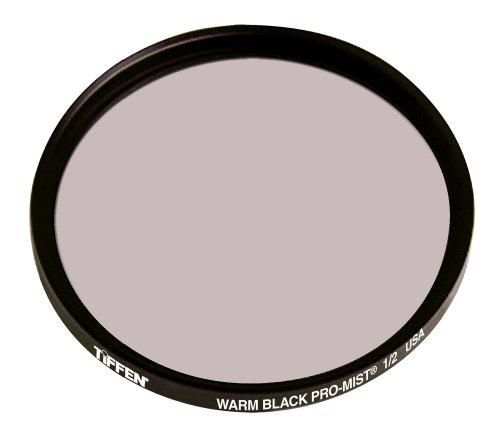 Tiffen 49WBPM12 49mm Warm Black Pro Mist 1/2 Filter