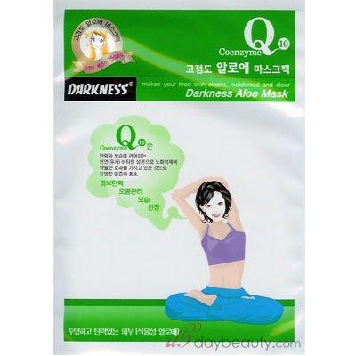 Coenzyme Q10 Aloe Facial Mask