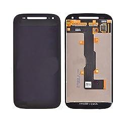 Online For Good(TM) Full LCD Touch Digitizer Screen Replacement for Motorola Moto E2 XT1505 XT1511 XT1524 XT1527 Second generation - Black