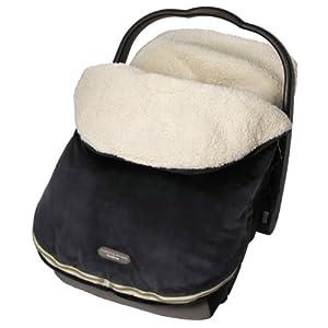 JJ Cole JBMON Original Infant Bundle Me, 0-12 Months (Navy)