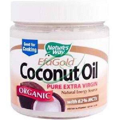 Nature'S Way Ev Coconut Oil 1X 16Oz