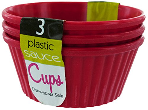 bulk buys Plastic Dipping Sauce Cups