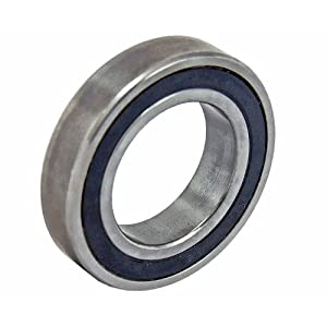 6907-2RS Sealed Bearing 35x55x10 Ball Bearings: Deep