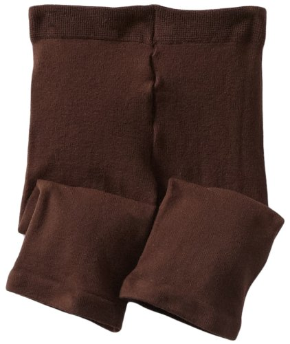 Jefferies Socks Baby-Girls Infant Capri, Chocolate, 18-24 Months front-636851