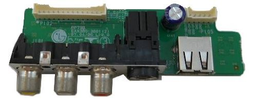 Side Av Board Eax38013801(2) For Lg 42Pt81-Zb