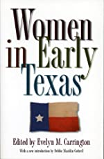 Women in Early Texas - Paperback