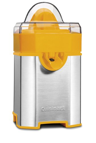 For Sale! Cuisinart CCJ-500DY Pulp Control Citrus Juicer, Dark Yellow