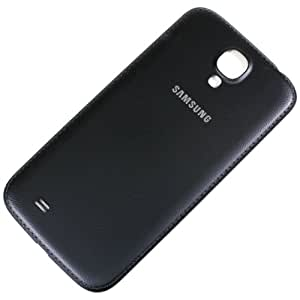 RBC Faux Leather Battery Back Door Cover Replacement For Samsung Galaxy S4 i9500 i9505 i337 i545 M919 Black