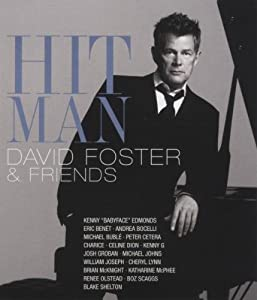 Hit Man David Foster And Friends Blu-ray by Reprise Records
