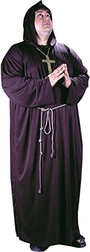 Fun World Costumes Monk Plus Hooded