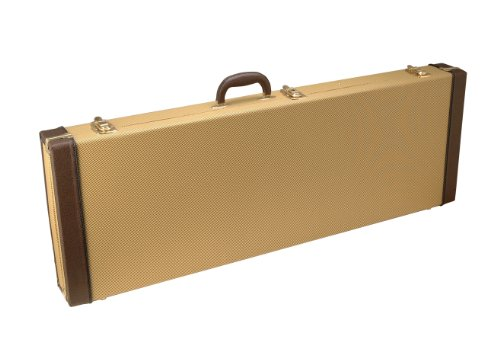 On Stage Stands Electric Guitar Case - Tweed