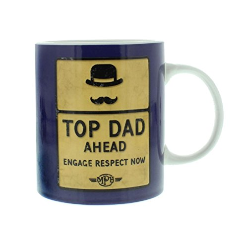 MPH Roadsign Top Dad Mug
