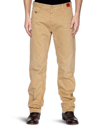 Replay Chino Slim Men's Trousers Khaki W30 IN