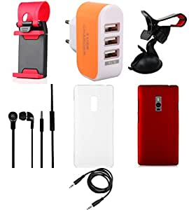 NIROSHA Mobile Combo for OnePlus 2 - 1P2-SH-3UA-AC-MH-BHP-TSBC-MHBC