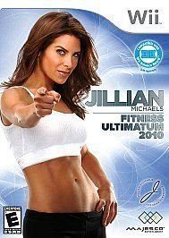 Jillian Michaels Fitness Ultimatum 2010 - Nintendo Wii