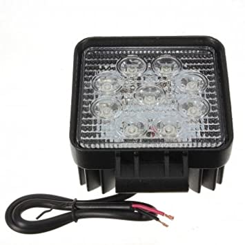 Souked 27W 9 LED blanc Travail spot Crayon Offroad Lampe Truck 4WD 4x4