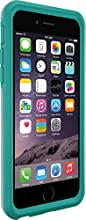 OtterBox SYMMETRY Series iPhone 6/6s Case - Frustration-Free Packaging - AQUA DOT II (TEAL/W POLKA DOT)