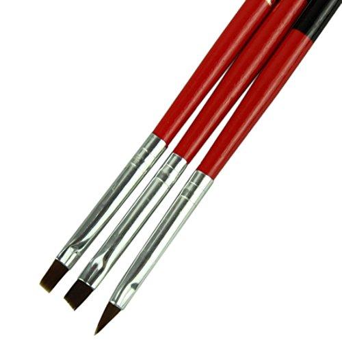 fortan-3pcs-red-weiche-nagel-kunst-bursten-profi-feder-werkzeug-set