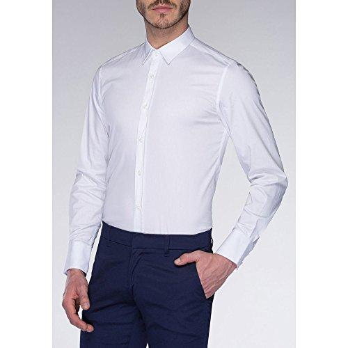ANTONY MORATO - Camicia uomo classica super slim fit 50 (l) bianco