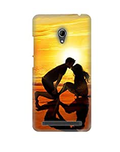 Pick Pattern Back Cover for Asus Zenfone 6 A600CG