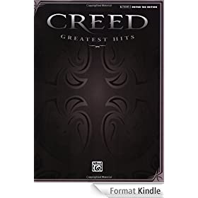 Creed- Greatest Hits: Authentic Guitar Tab