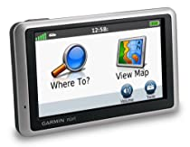 Garmin nüvi 1350 Series 4.3-Inch Widescreen Portable GPS Navigator