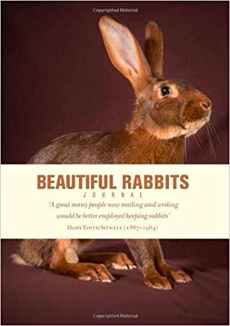 Beautiful Rabbits Journal